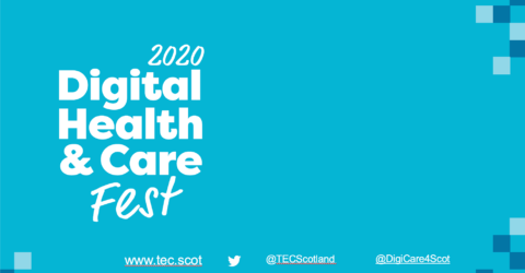 Scotland's Digital Health and Care Event - DigiFest2020