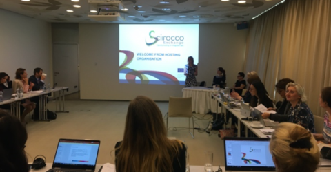 SCIROCCO Exchange First Project Assembly Meeting