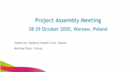SCIROCCO Exchange Project Assembly 28-29 October 2020
